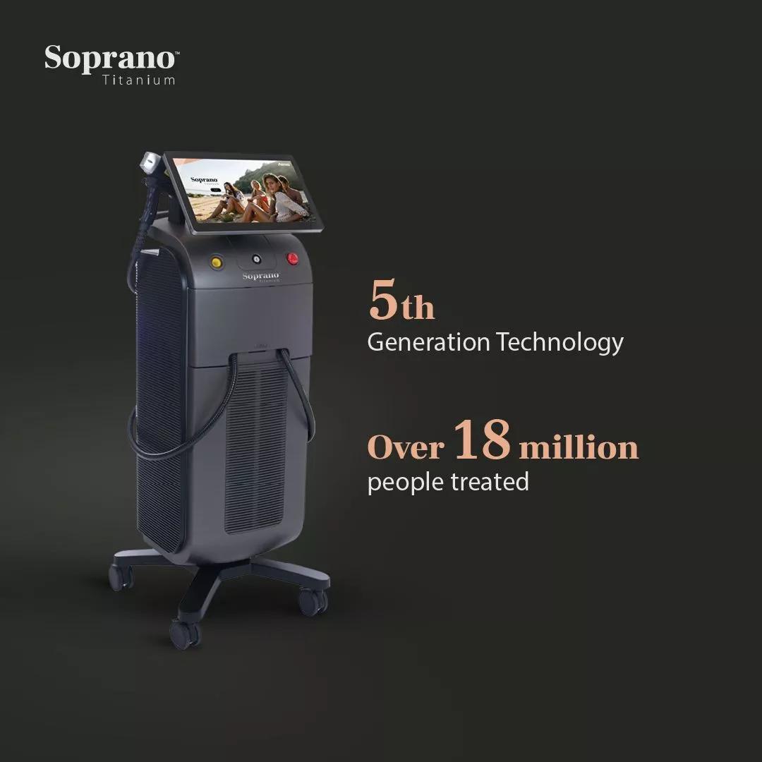 Comparing Soprano Laser Devices Alma Soprano